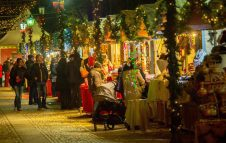 Govone, il Magico Paese del Natale in Piemonte