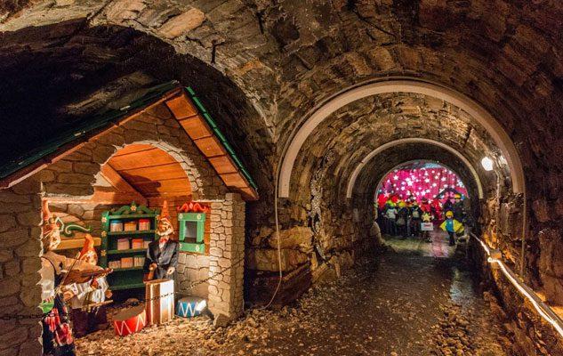 La vera Grotta di Babbo Natale è in Piemonte