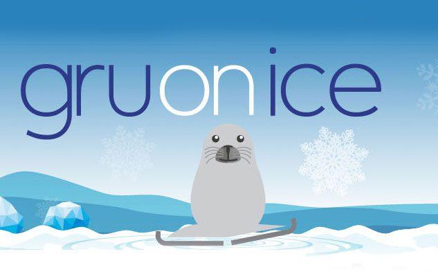 Gru on Ice