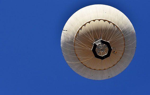 Il Turin Eye, la mongolfiera panoramica di Torino