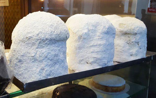 """La """"Nuvola di Ghigo"""", il pandoro per i buongustai a Torino"""