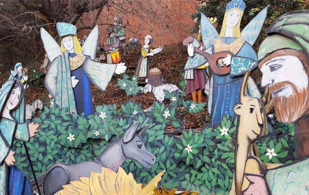 Il Presepe di Emanuele Luzzati a Torino: la magia del Natale e delle fiabe