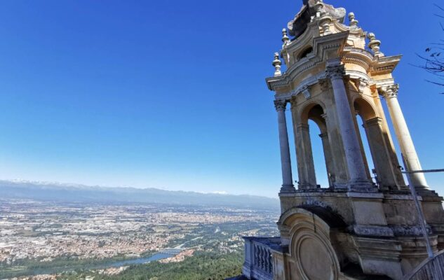 basilica superga panorama