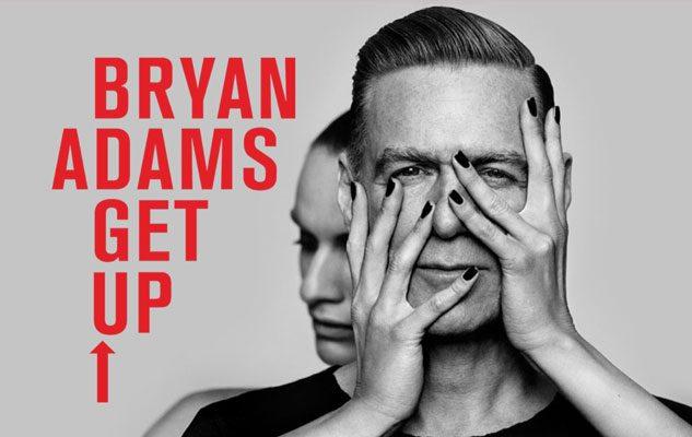 Bryan Adams – Get Up Tour 2017