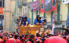 Carnevale di Ivrea - Edizione 2017