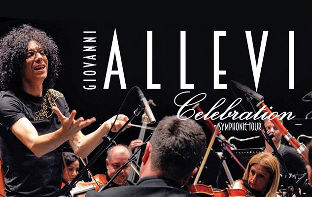 Giovanni Allevi – Celebration Symphonic Tour 2017