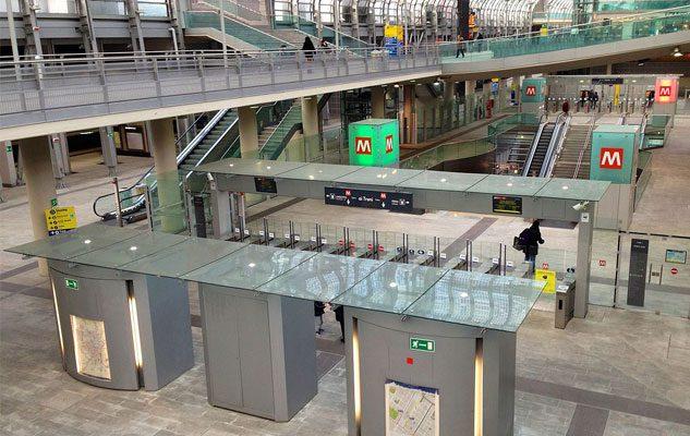 Metropolitana di torino orari tariffe e mappa - Orari treni milano torino porta nuova ...