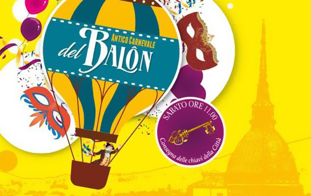 Antico Carnevale del Balon: shopping vintage, maschere e street food