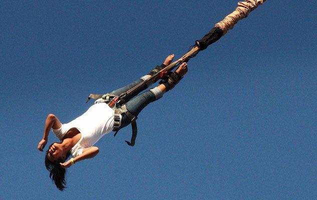In Piemonte il primo Bungee Jumping Center d'Italia: adrenalina a 152 metri d'altezza