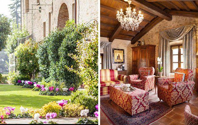 Soggiorno In Castello Piemonte – Idea d\'immagine di decorazione