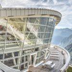 Funivia SkyWay Monte Bianco: un panorama unico al mondo tra nuvole e ghiacciai