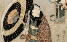 Il giovane Kunisada e la scuola di Osaka