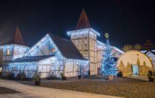 Il Sogno del Natale 2017: il Villaggio di Babbo Natale a Venaria Reale