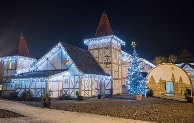 Immagini Del Villaggio Di Babbo Natale.Il Sogno Del Natale 2017 Il Villaggio Di Babbo Natale A