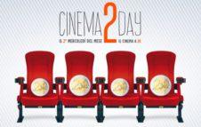 Cinema2Day: cinema a 2 euro