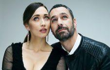 Due - Raoul Bova e Chiara Francini