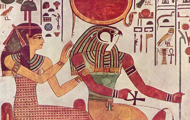 La donna ai tempi dei Faraoni