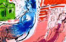Marc Chagall - L'artista che dipingeva fiabe d'amore