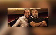Maurizio Lastrico e Ugo Dighero