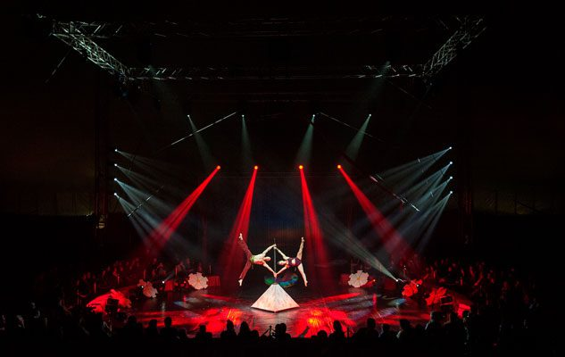 Alis – Le Cirque with World's Top Performers