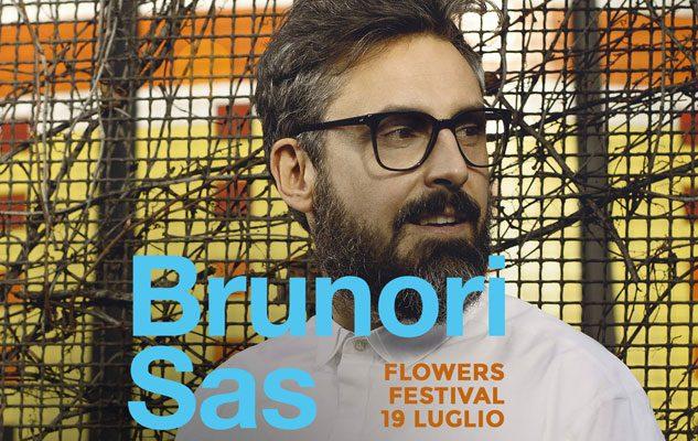 Brunori SAS – Flowers Festival 2017