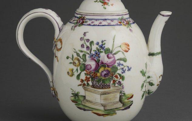È l'ora del tè – Visita guidata e tè all'inglese