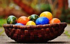 Il mercato di Pasqua: eccellenze artigianali, uova e musica