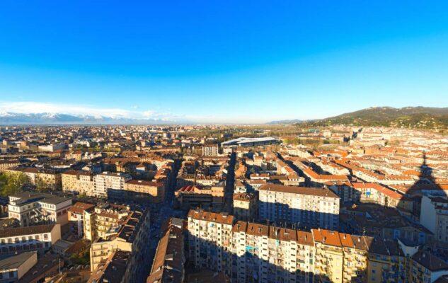 Mole Antonelliana panorama