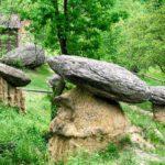 """La Riserva dei Ciciu del Villar: alla scoperta degli antichi """"funghi giganti"""""""