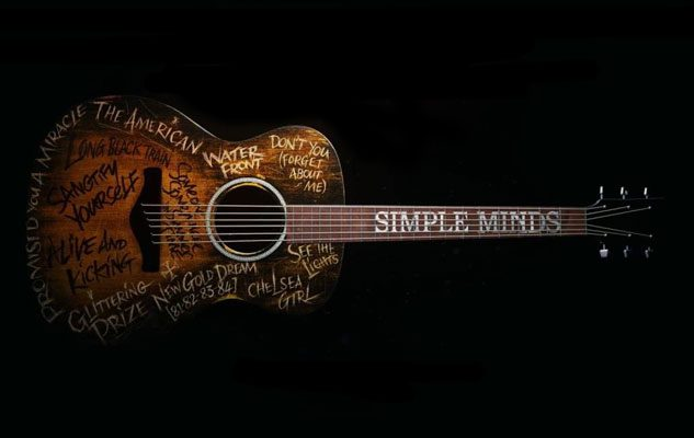 Simple Minds – Acoustic Tour '17