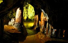 La Grotta dei Dossi: il labirinto sotterraneo più colorato d'Italia