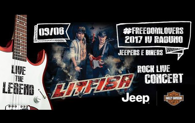 Litfiba + Raduno Jeepers & Bikers