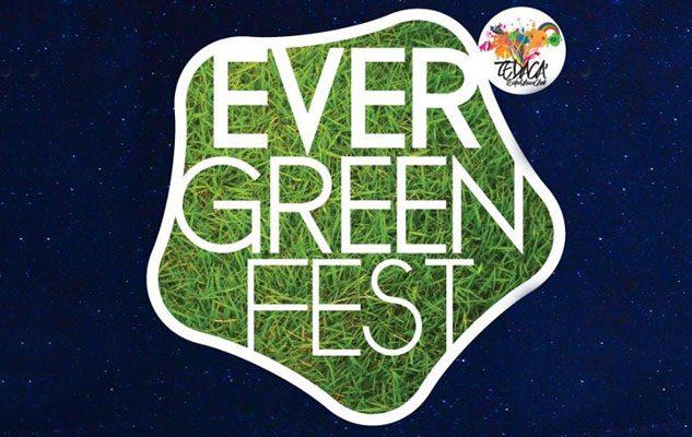 Evergreen Fest al Parco della Tesoriera