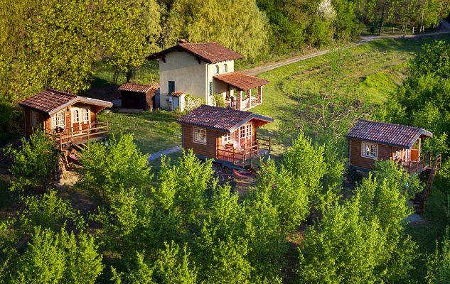 I 4 hotel sugli alberi in Piemonte: dormire a qualche metro ...