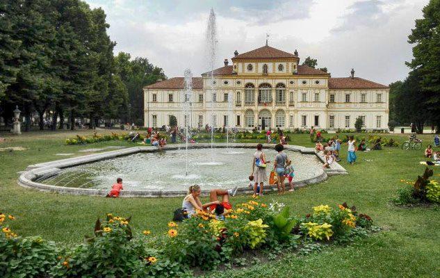 Villa Tesoriera: l'incantevole oasi barocca nel cuore di Torino