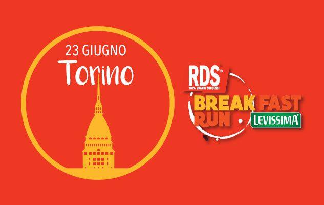RDS Breakfast Run Torino 2017