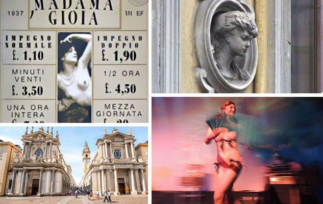 """Turin Rouge: un tour alla scoperta della Torino """"osé"""" tra quartieri a luci rosse e uno spettacolo di burlesque"""
