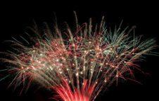 Festival di fuochi d'artificio 2017