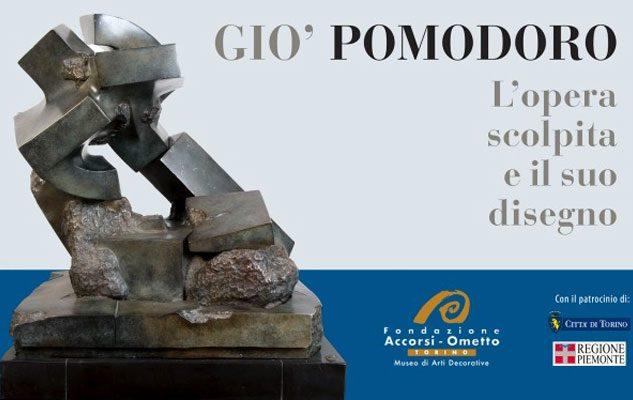 Gio' Pomodoro – L'opera scolpita e il suo disegno
