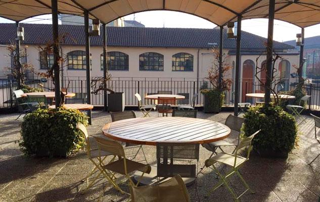 Mangiare Allaperto A Torino 7 Ristoranti Con Giardino Terrazza E