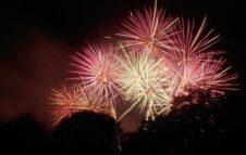 Vette d'artificio 2017: fuochi e musica tra le cime