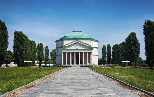 Il Mausoleo ed il Parco della Bela Rosin di Torino: storia, eventi e curiosità