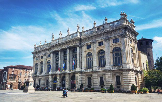 Il palazzo madama di torino tra storia d italia ed arte antica for Palazzi di una storia