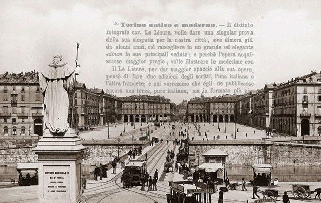 Torino, 150 anni fa