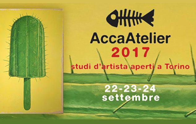 AccaAtelier 2017 – Studi d'artista aperti a Torino