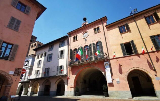 Alba Palazzo Comunale