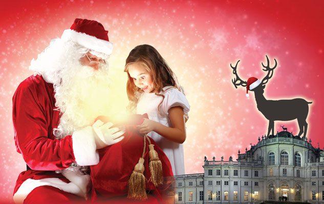 Natale è Reale 2017 alla Palazzina di Caccia di Stupinigi
