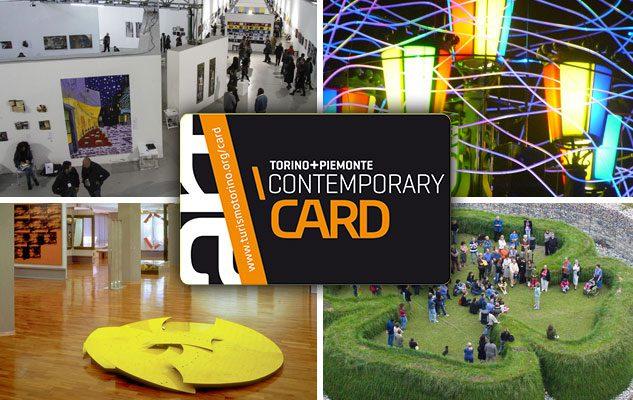 Torino + Piemonte Contemporary Art Card: musei, mostre ed eventi ad un prezzo vantaggioso