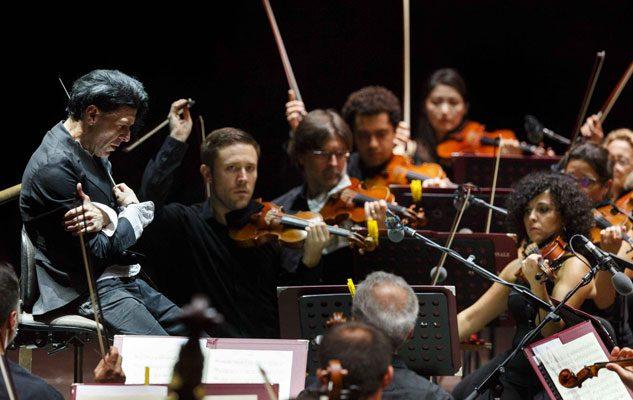 Ezio Bosso in concerto alle OGR
