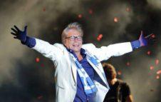 Nino D'Angelo in concerto a Torino
